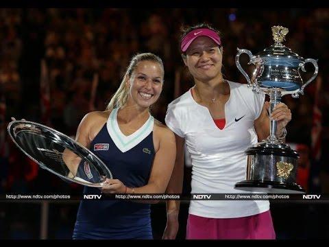 Li Na VS Dominika Cibulkova Highlight Australian Open 2014 Final