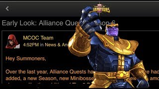 Kabam Wants To Make Alliance Quest Harder? WHY NOT FIX YOUR GAME FIRST!