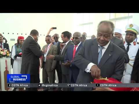Ethiopia-Djibouti railway Djibouti Inaugurates First Passenger Train