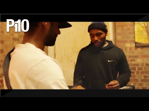 P110 - Robbahollow Ft. Sly, Dyno, Captin & Mennis - 0161 Freestyle [Net Video]
