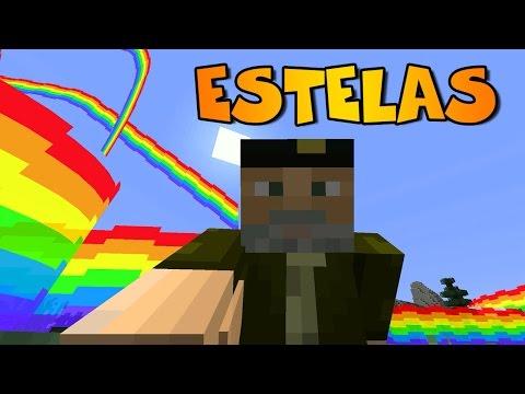 ESTELAS MÁGICAS   Streak MOD   Minecraft Mod Review