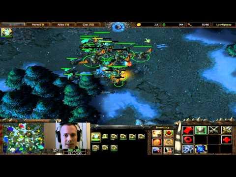 Warcraft 3 - 4v4 RT 128