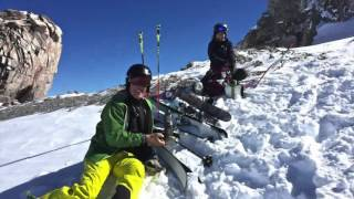All Mountain Clinics at Valle Nevado Ski Resort 2015