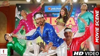 Auditions for World Dance Championship | Happy New Year Scenes | Shah Rukh Khan