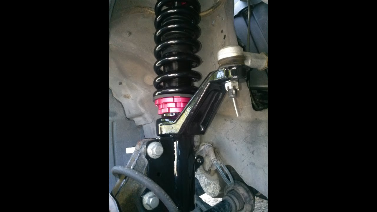 how to set preload on raceland coilovers