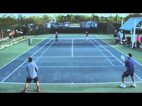 USTA Tennis On Campus Semifinals Live