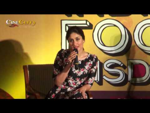 Kareena Kapoor launches Rujuta Diwekar's Food DVD