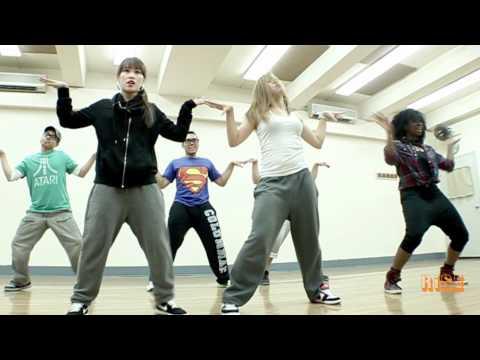 Missy Elliott Hip Hop Choreography by R.i.S.E. - Shake Your Pom Pom