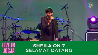 download lagu Sheila On 7 - Selamat Datang Live In Jogja gratis