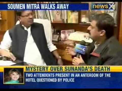 NewsX Exclusive: Somnath Mitra rejects Mamta Banerjee's 'Rape Raj'. To leave Trinamool Congress