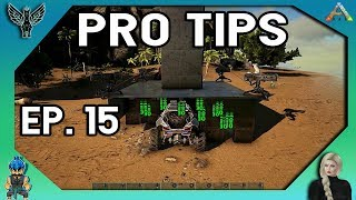 2018 ARK PRO TIPS YOU MAY NOT KNOW ABOUT # 15 ARK SURVIVAL EVOLVED