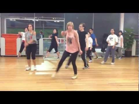 My JFH class at Macquarie University Sports Centre..... this class is sooooooo much fun :) Disclaimer : I DO NOT OWN THIS SONG. THIS VIDEO IS UPLOADED FOR ED...