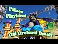 Palace Playland at Old Orchard Beach, Maine - Full Walkthrough of Grand Orient Fun House