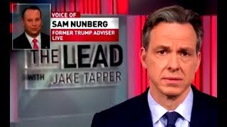 Jake Tapper Shocked As Ex-Trump Aide Melts Down On Air