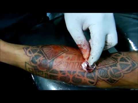 Eder Tattoo - Pontilhismo
