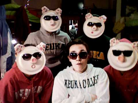 the lazy song parody...keuka style Music Videos