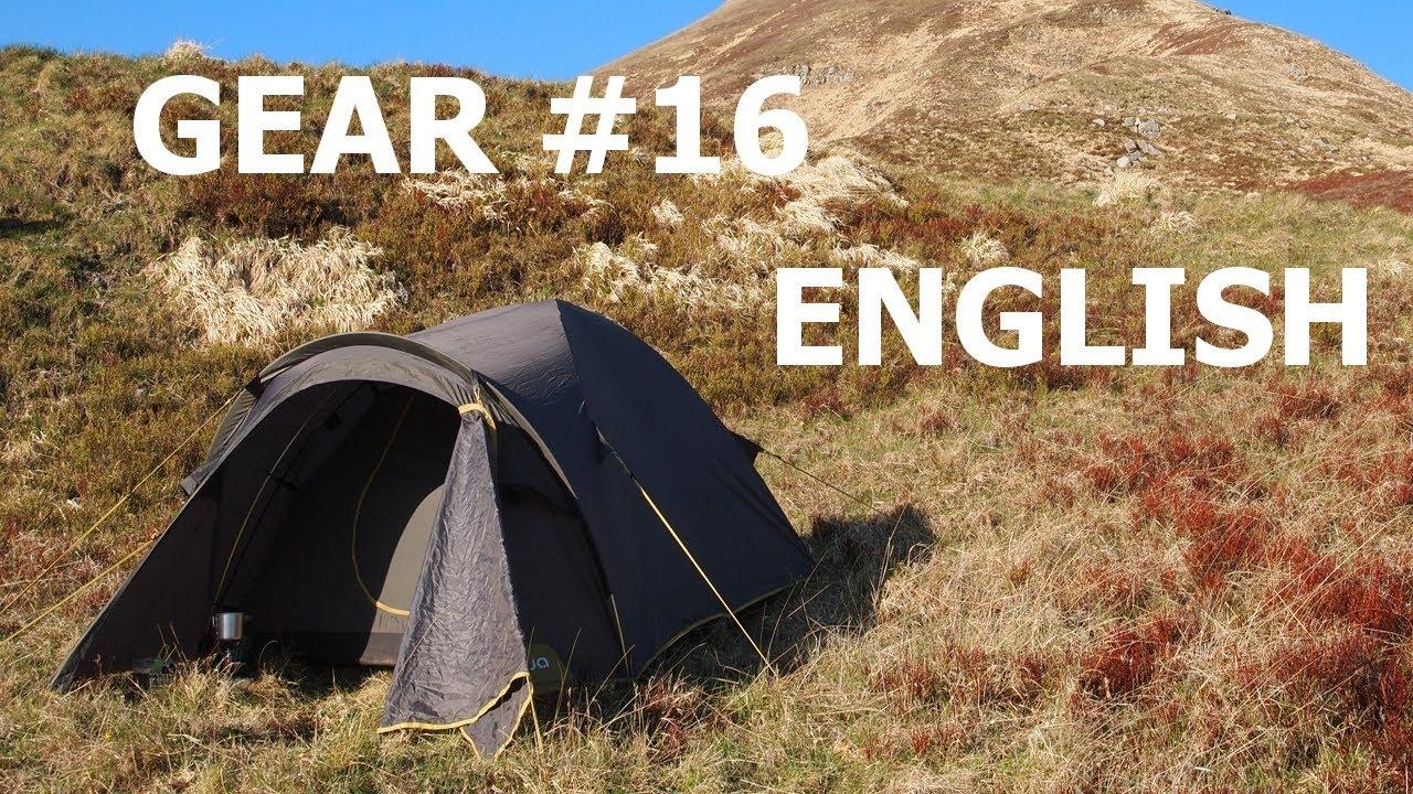Gear: T2 Ultralight Tent Review eng. sub.