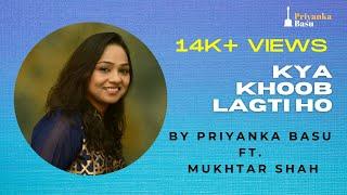 Priyanka Basu with Kya Khoob Lagti Ho