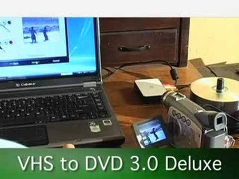 Описание: VHS to DVD 3.0 Deluxe TV ad captured. Cool product from Honestec