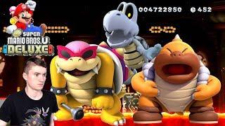 Brutale Gegner !!! | New Super Mario Bros U Deluxe | #15