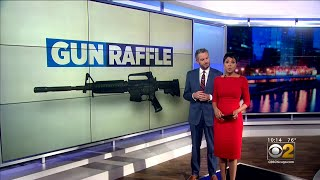 Portage, Ind. Police Union To Auction AR-15