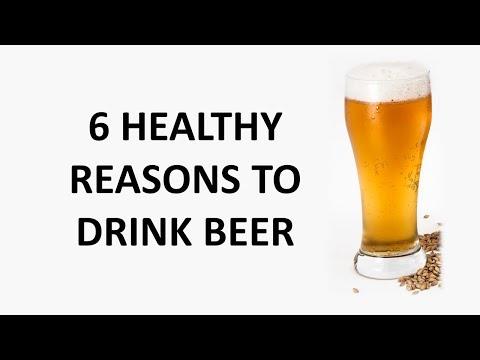 download lagu 6 Healthy Reasons To Drink Beer gratis