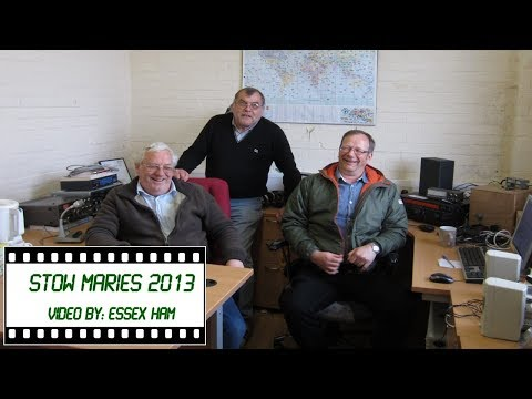 Stow Maries Fly In - Amateur Radio 2013