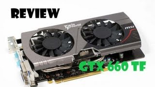 Unboxing + Test // MSI GTX 660 TF + Battlefield 3 [GER|HD]