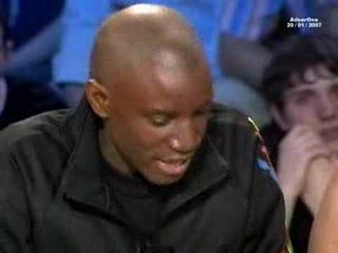 Abd Al Malik VS Guillaume Peltier du MPF