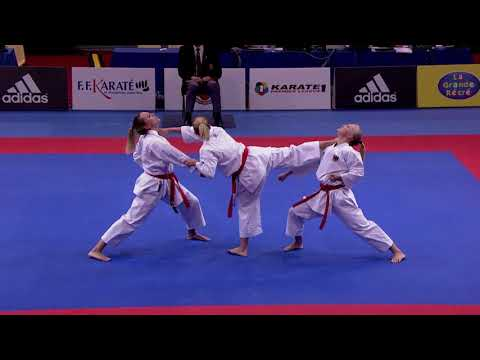 Team Kata showdown as Karate 1-Premier League Berlin about to begin