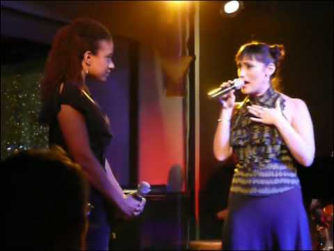 Eden Espinosa & Tracie Thoms - Take Me or Leave Me - Upright Cabaret Video