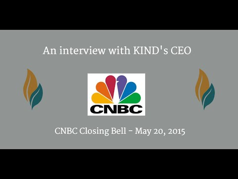 Kind Financial's David Dinenberg on CNBC Closing Bell - May 20, 2015