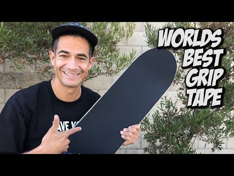 WORLDS BEST GRIP TAPE ??? - NKA VIDS