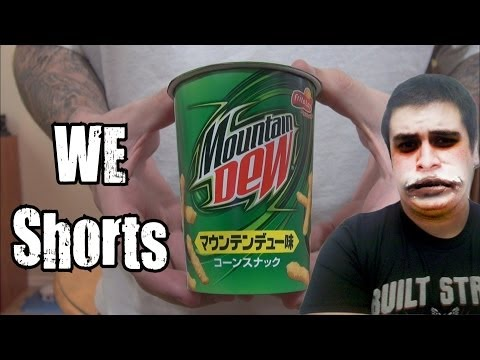 WE Shorts - Cheetos Mountain Dew (Japan)