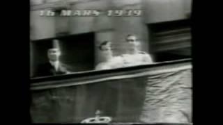 زواج الأميرة فوزية من الإمبراطور محمد رضا بهلوي