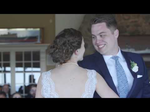 Anna & Christopher's First Dance