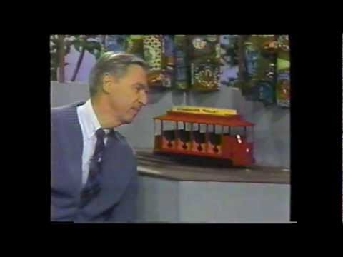 Mister Rogers Trolley mr Rogers Sends Trolley to do