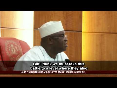Nigerian Government Battles Boko Haram Terrorists