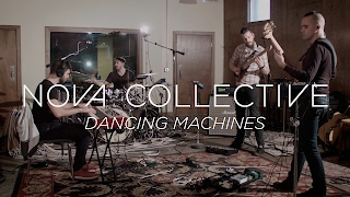 "Nova Collective - ""Dancing Machines""のライブ・セッション映像を公開 新譜「The Further Side」2017年3月10日発売予定収録曲 thm Music info Clip"