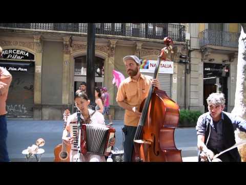 Radio Fanjul en Poblenou, Barcelona