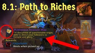 FIVE Gold Making Methods of BFA Patch 8.1