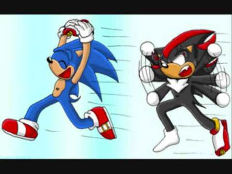 The Shadow,Sonic and some others funny