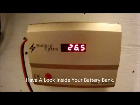 Battery Extra Battery Desulfator Final Report.