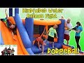 HUGE WATER BALLOON FIGHT AND WATER BALLOON DODGE-BALL / That ...