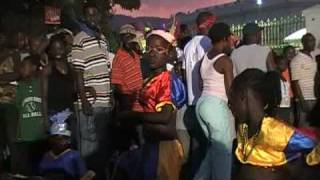 Haiti Carnaval 2009 Mardi Gras Defile 5 00pm Continue