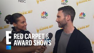 Download Lagu Adam Levine & Alicia Keys on Balancing Careers With Kids | E! Red Carpet & Live Events Gratis STAFABAND