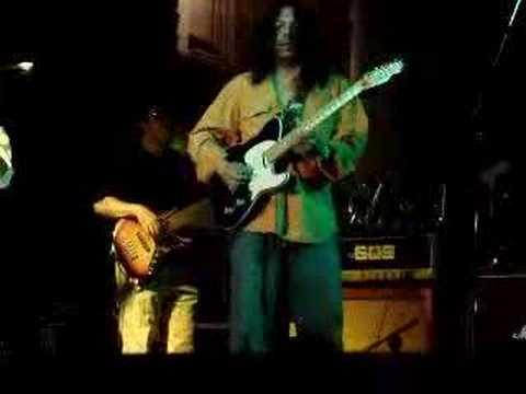 Raimundo Amador en Festival Blues Antequera 2006
