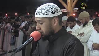 ما تيسر من سورتي المائدة والأنعام / عبد الواحد بومان / تراويح سلا HD