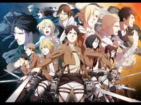 Best Anime Music-Attack on Titan-The Reluctant Heroes