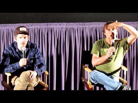 Q&A w/Richard Linklater and Ethan Hawke @ 2011 Cinema Arts Festival in Houston